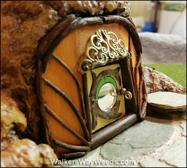The Mother Tree's Fairy House Door