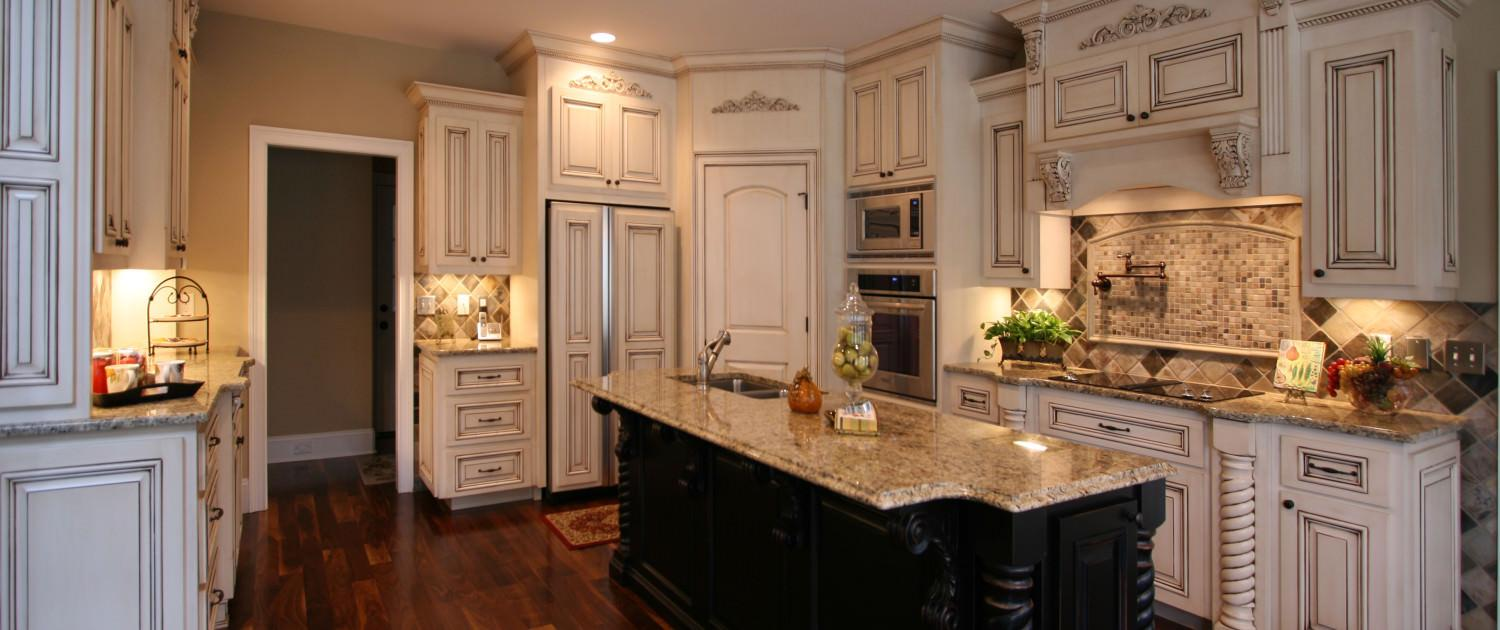 Cabinets French Country Style Project 3 Walker Woodworking