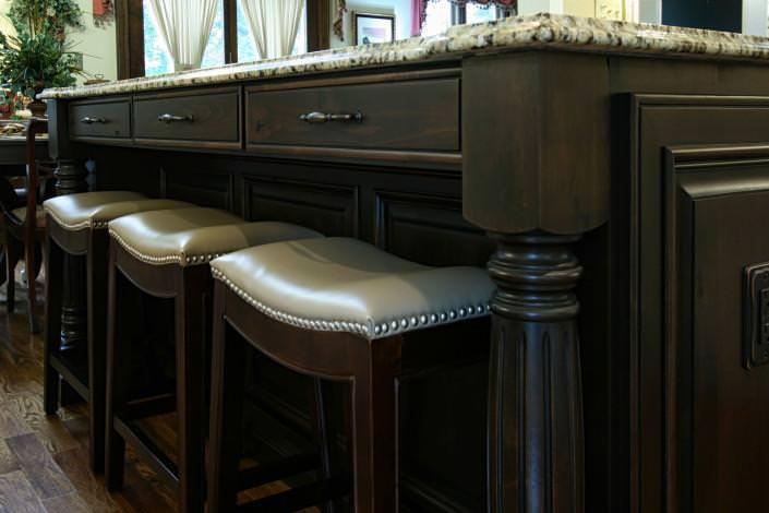 Kitchen Island Design Ideas Walker Woodworking