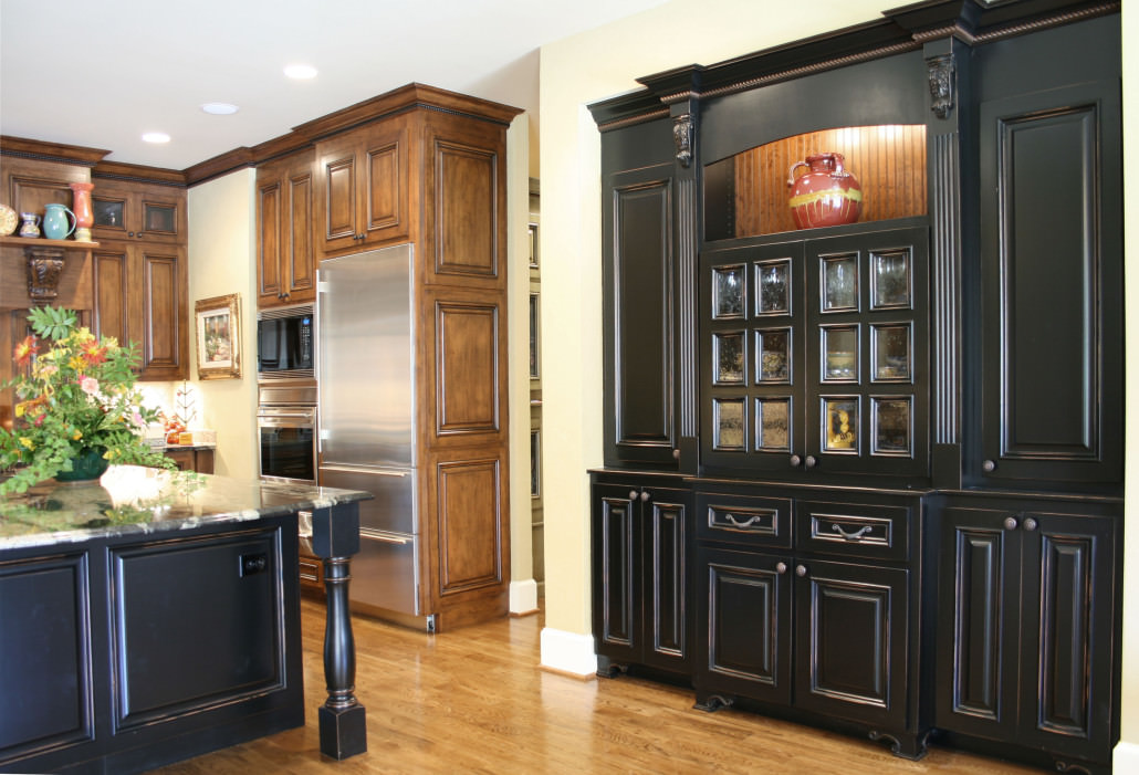 Walker Woodworking Cabinetry Traditional Project 2