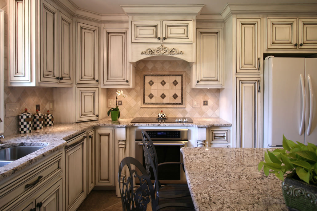 French Country Style Cabinetry Walker Woodworking