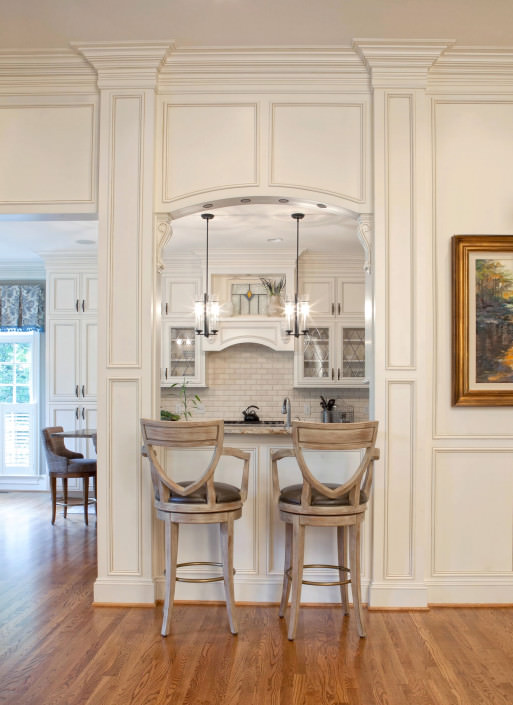 Classic Style Cabinetry Walker Woodworking