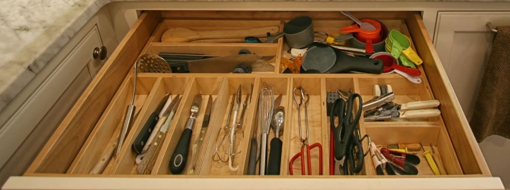Custom Storage Options Walker Woodworking