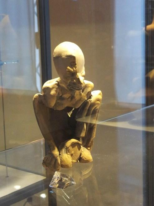 Statuetta in terracotta, Museo del Carico della Nave Romana, Comacchio