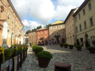 Piazza di Verucchio