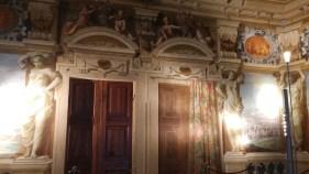 Porte vere e finte, Palazzo Ducale di Sassuolo