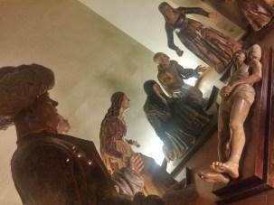 Compianto sul Cristo, Guido Mazzoni,Chiesa del Gesù, Ferrara