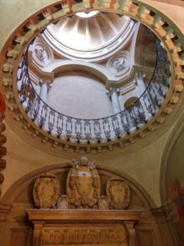 Atrio accesso biblioteca Archiginnasio, Bologna