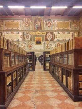 Sala Rusconi, Biblioteca dell'Archiginnasio, Bologna