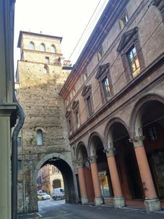 Torresotto di San Vitale, Bologna