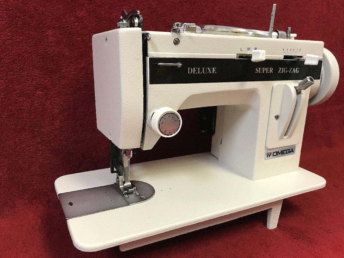 Omega Wf22zz Walking Foot Sewing Machine