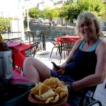Moorish Villages trekking holiday, tapas in a local bar