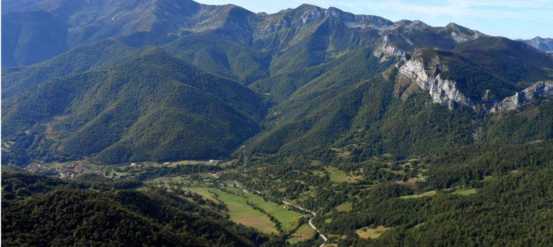 The Picos de Europa, trekking in Spain