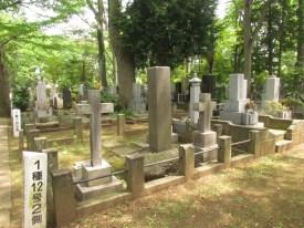 Christians' graves