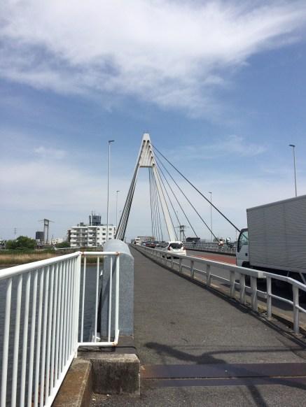 Takasago Bridge over the Nakagawa River