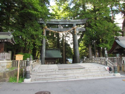 Hon-Miya of Suwa Taisha Shrine