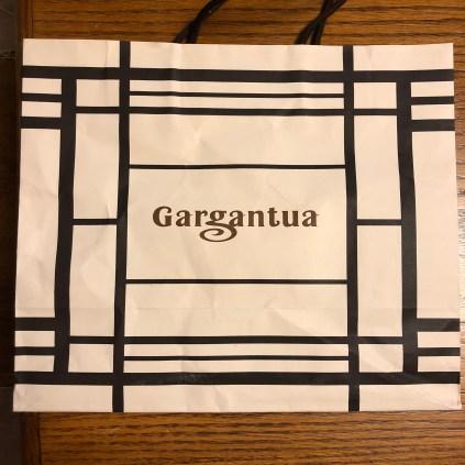 Sweets Shop Gargantua in Imperial Hotel