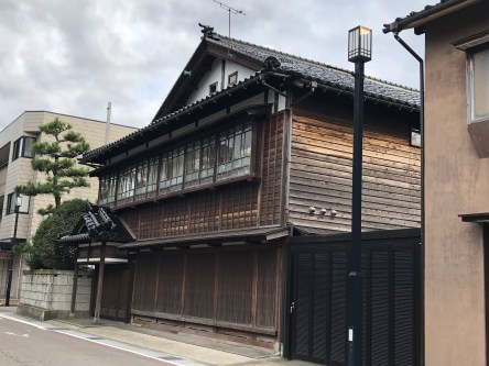 Old House in Nonoichi