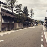 Old Townscape of Nonoichi