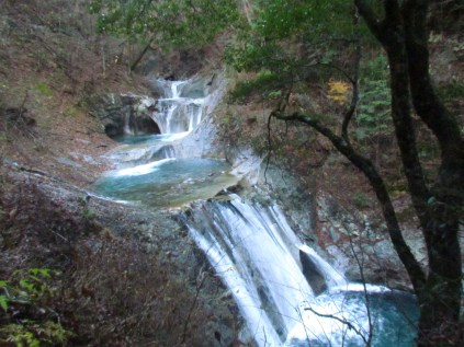 Five Steps and Seven Pools Fall