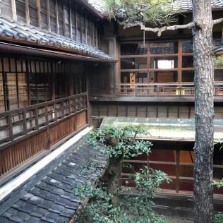 Hinjitsu-Kan in Ise Shima