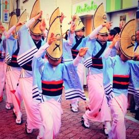 Awaodori Festival in Koenji