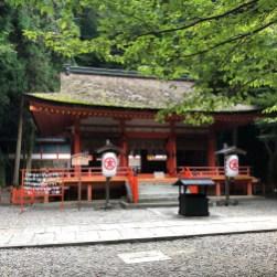 Shiromine Jinja Shrine