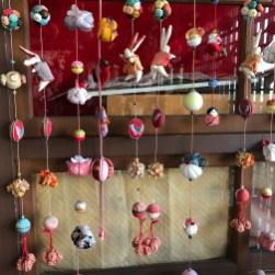 Hanging Hina Dolls