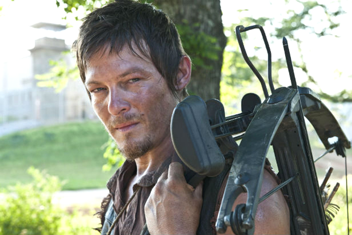 The Walking Dead Brasil Entrevista – Norman Reedus (Daryl)