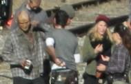 The Walking Dead 4ª Temporada: Fotos e Spoilers das gravações de hoje em Newnan