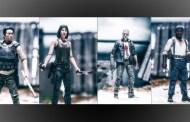 The Walking Dead Action Figures Série 5 (TV): Fotos e informações