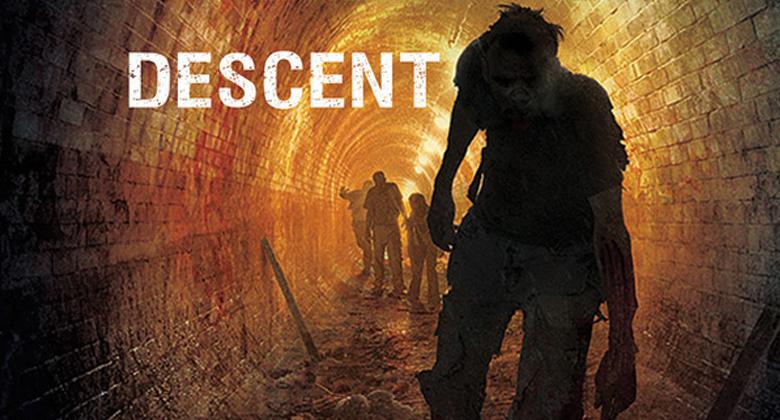 The Walking Dead Descent: Anunciada nova série de livros de Robert Kirkman e Jay Bonansinga