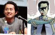 Steven Yeun entra para o elenco da adaptação dos quadrinhos
