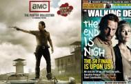 [PROMOÇÃO] Kit de The Walking Dead - Livro de Posters e Revista Oficial