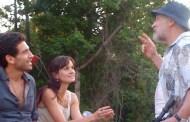Jantar da morte ou flashback? Jon Bernthal e Jeffrey DeMunn foram vistos no set da 5ª temporada em Atlanta