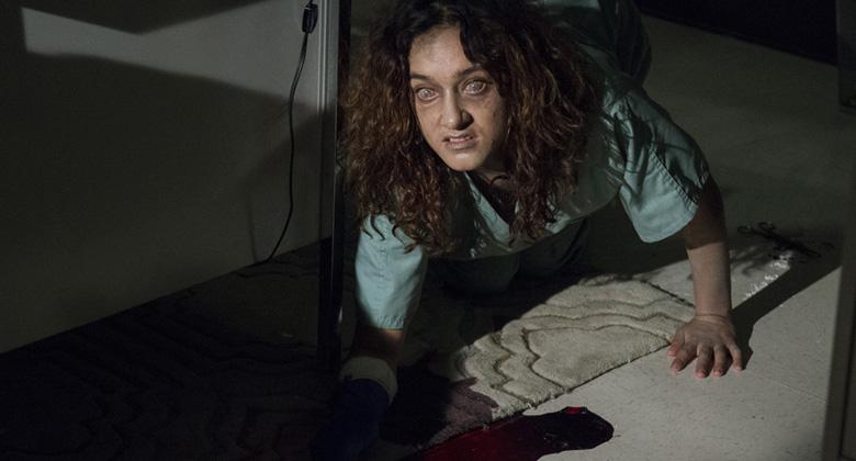 """Por dentro de The Walking Dead: Elenco e produtores comentam o episódio S05E04 – """"Slabtown"""""""