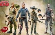 The Walking Dead Action Figures Série 4 (HQ): Fotos e informações