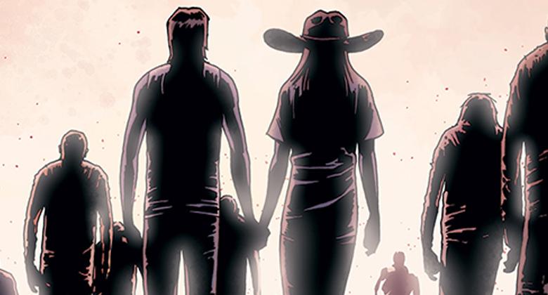 The Walking Dead 143: Arte da capa e data de lançamento