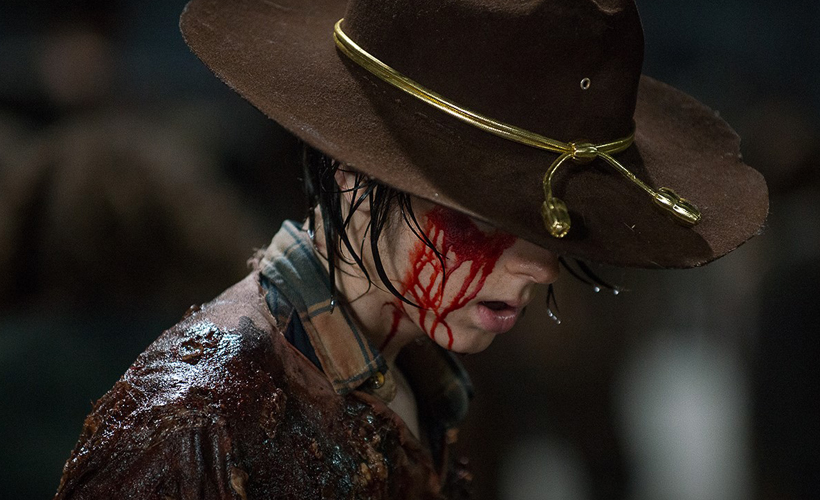 The Walking Dead S06E09: Chandler Riggs fala sobre a chocante cena de Carl