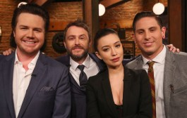 Talking Dead Brasil #51 - Christian Serratos, Josh McDermitt e Greg Raiewski