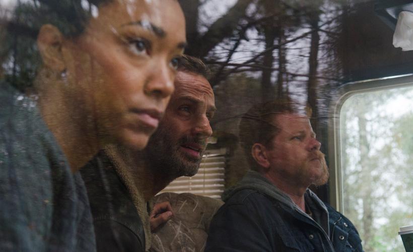 Os produtores de The Walking Dead comentam o chocante final da 6ª temporada