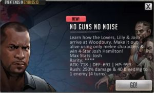 No Guns No Noise