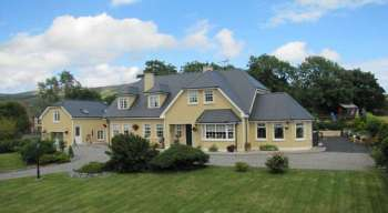 Bed and breakfast in Ireland during walking holiday