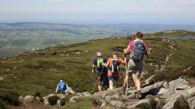 Guided Walking Tour, Slieve Gullion Northern Ireland