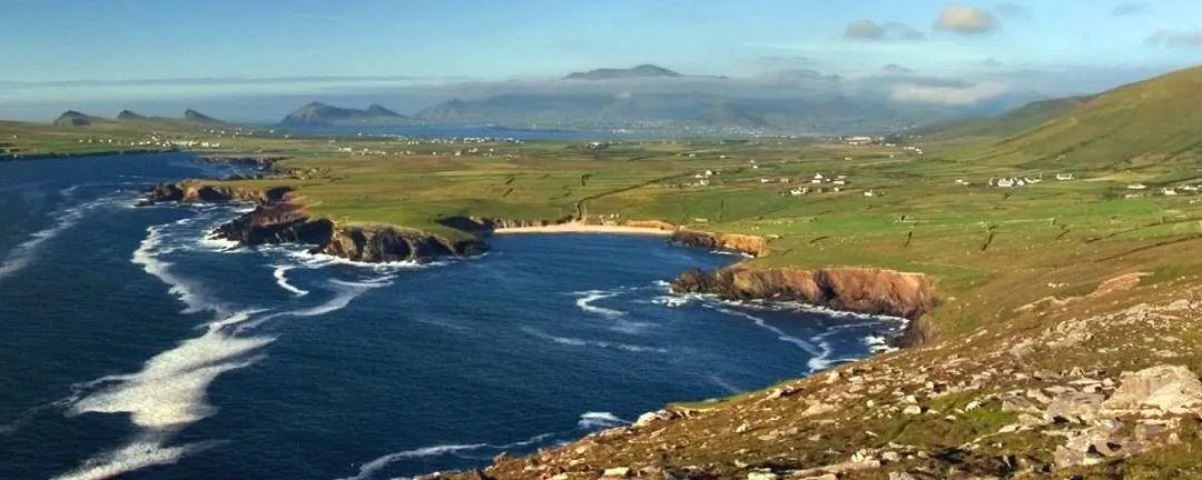 Dingle Peninsula Kerry Ireland Walking Tour