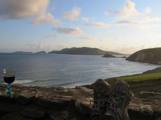 Dingle Way Hiking Route