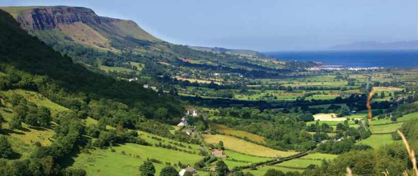 Glenariff in the 9 Glens of Antrim