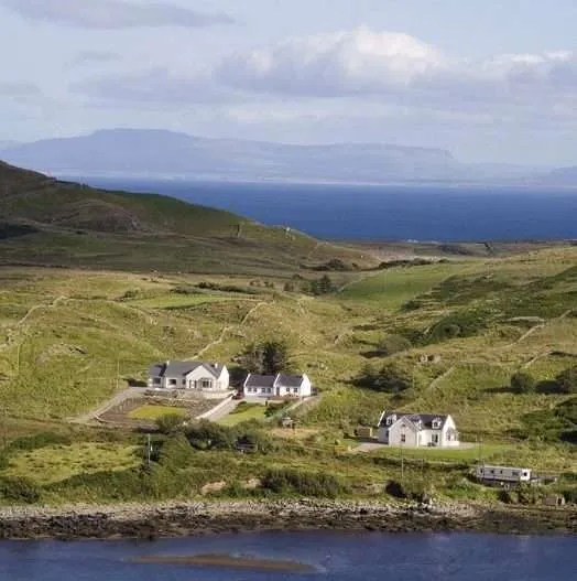 Teelin County Donegal, Hiking in Donegal