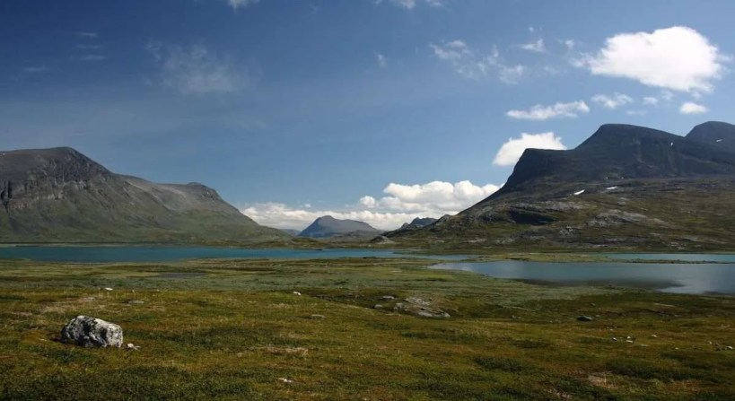 Hiking the Kings trail in Sweden (Kungsleden)
