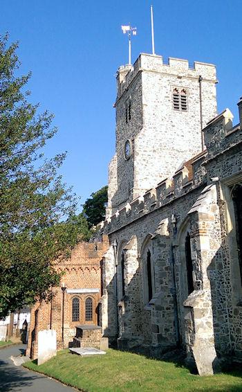 Rayleigh Church
